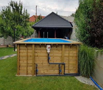 Drevený bazén Summer Oasis Šenkvice