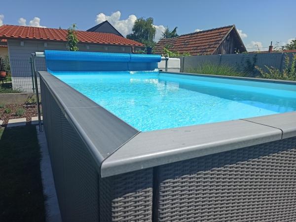 Ratanový bazén
