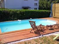 Drevený bazén Wood-line fidji